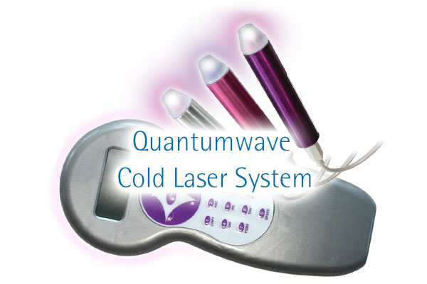 Quantumwave Cold Laser System